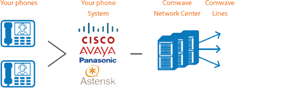 Business Phone Lines | SIP Trunking | Telizon | Telizon Inc